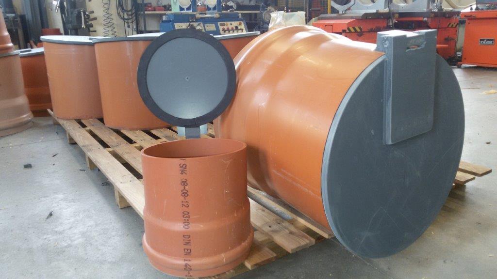 PVC return valves: his benefits