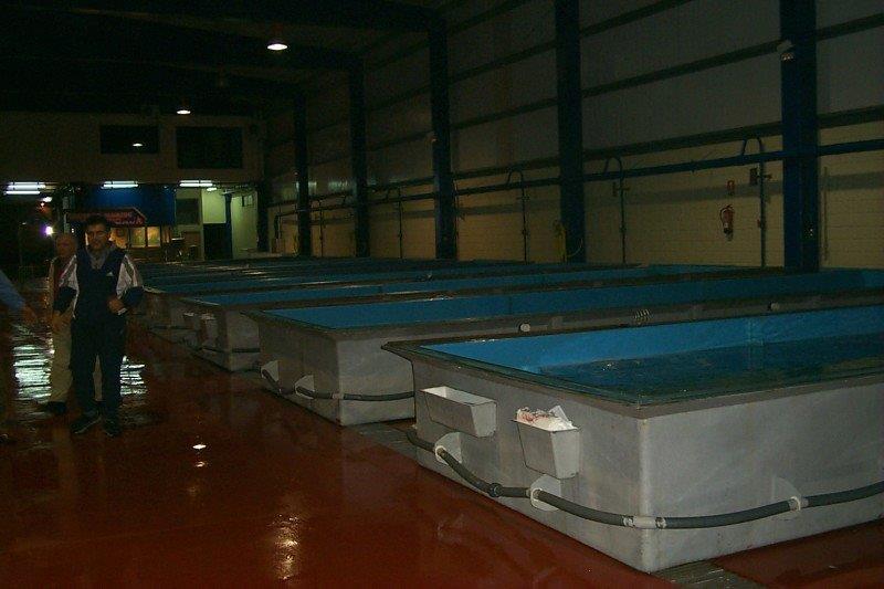 I nostri manufatti in pead per portare l'acquacoltura in Italia e nel mondo