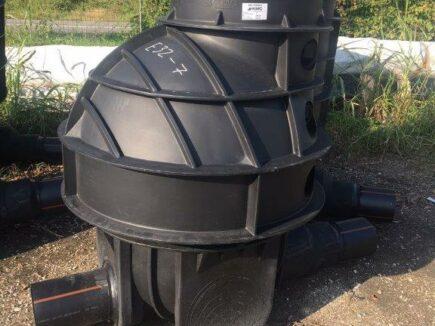 Manufatti e pozzetti in polietilene per i consorzi di bonifica pugliesi